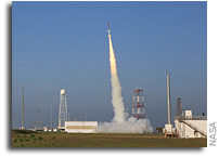 RockOn Sounding Rocket Launches Successfully