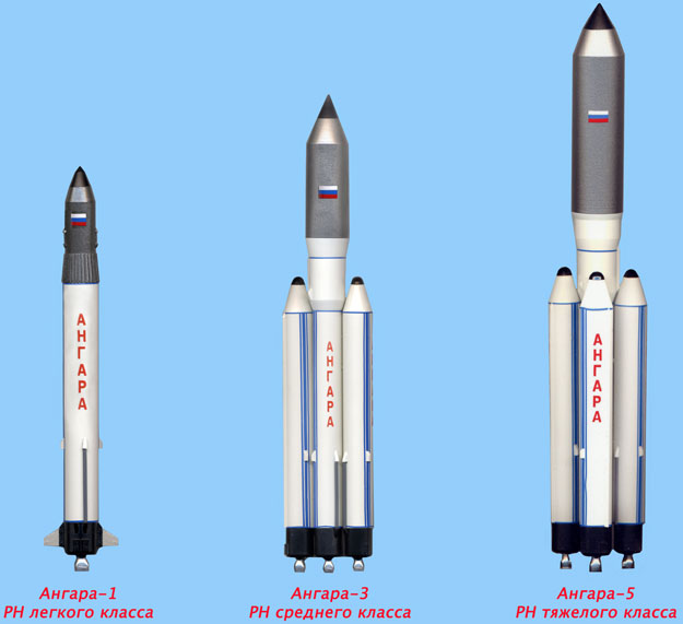 Russian Angara 1.2PP Rocket set for Launch Friday
