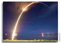 SpaceX Successfully Launches AsiaSat 6