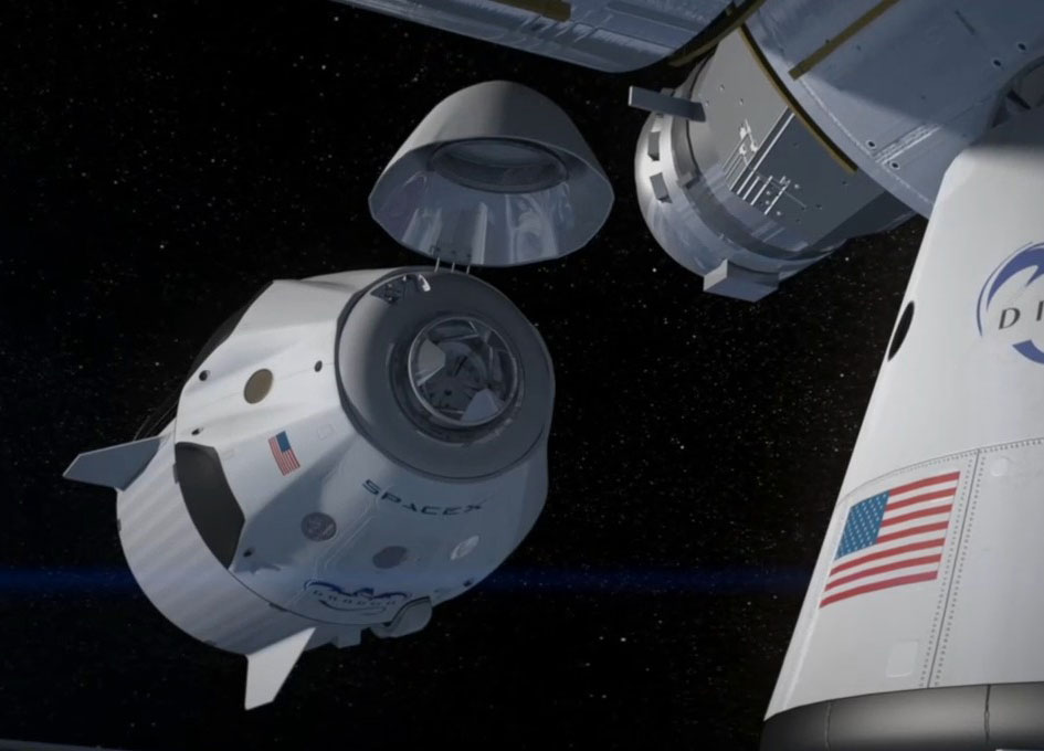 space flight spacex dragon v2 insider - photo #5