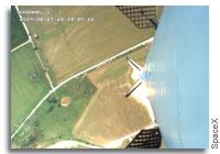 Video: SpaceX Falcon F9R 1000m Flight
