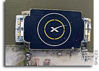 X Marks the Spot: Falcon 9 Attempts Ocean Platform Landing