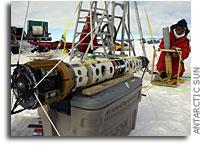 Using Antarctica to Prepare for Europa Mission
