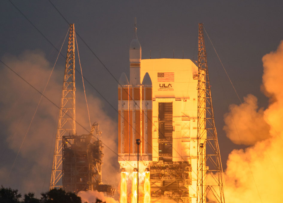NASA's New 21st Century Space Exploration Spacecraft Orion ...