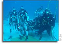 NASA Prepares for Future Space Exploration with Undersea Crew
