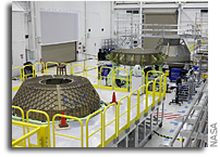 Boeing Revamps Production Facility for Starliner Flights