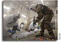 Testing A University-Designed Spacesuit at NASA