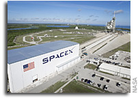 NASA Orders SpaceX Crew Mission to International Space Station