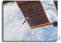 AAUSAT5 and GomX-3 Cubesats Have Been Deployed from the Space Station