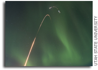 Probes Launched Into The Northern Lights