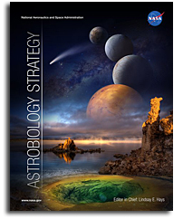 2015 Astrobiology Strategy Identifies Priority Research