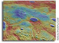 MESSENGER Finds Evidence of Ancient Magnetic Field on Mercury