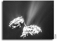 Detection of Exposed H2O ice on the Nucleus of Comet 67P/Churyumov-Gerasimenko