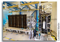Lockheed Martin Completes Assembly of Next-Generation Weather Satellite