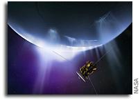 Cassini Closes in on Enceladus, One Last Time