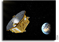 ESA's LISA To Test Gravity