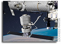 Lockheed Martin's Solution For NASA's Commercial Resupply Services