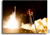 Morelos-3 Launched
