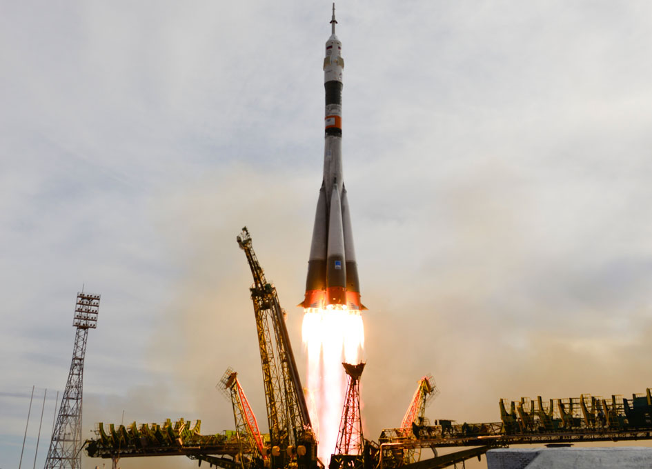 Soyuz TMA-18M Schedule and Rendezvous Information With the ...