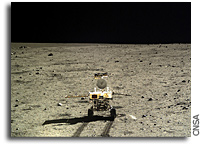 Chinese Lunar Rover: First New Ground Truth in 40 years