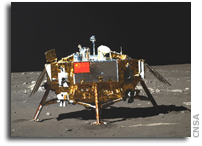China's Lunar Telescope: Alive and Well