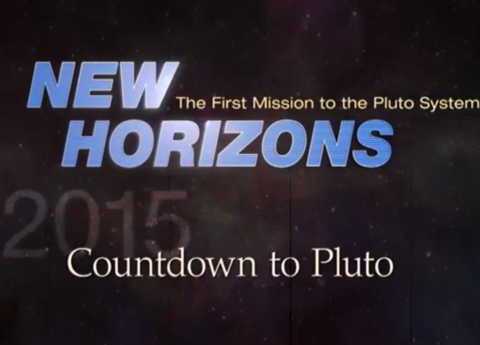 Countdown to Pluto Mission Update: June 9, 2015 - SpaceRef