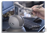 KidsArm the First Image‑Guided Robotic Surgical Arm Undergoing Testing