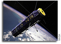 Satellite's Last Days Improve Orbital Decay Predictions