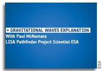 Video: ESA LISA Pathfinder Project - Explaining Gravitational Waves