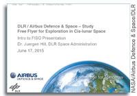 NASA FISO Presentation: The German Free Flyer Study