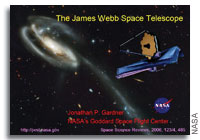 NASA FISO Presentation: The James Webb Space Telescope