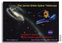 NASA FISO Presentation: The James Webb Space Telescope