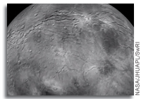 Video: Flying Over Charon, One of Pluto's Moons