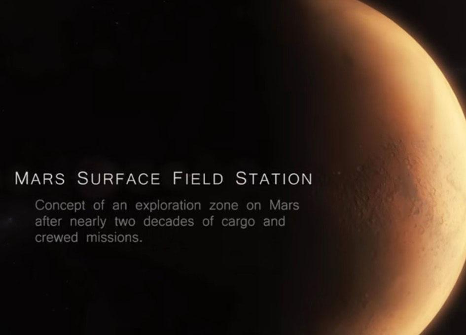 mars human landing site - photo #25