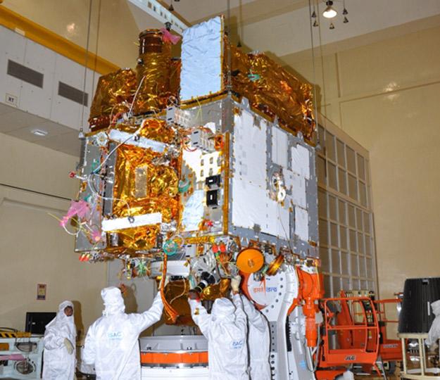 exactEarth EV9 satellite.
