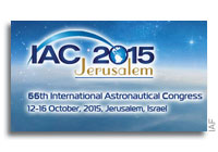 IAF Releases Promotional Video for the 2015 International Astronautical Congress Being Held in Israel
