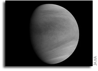 Japan's Akatsuki Is Orbiting Venus