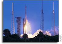 NASA Launches Go Ultra-High Definition