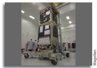 RADARSAT Constellation Mission First Two Payload Modules Structure Delivered by Magellan Aerospace