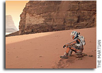 The Martian: How NASA Soars - and Stumbles - Simultaneously