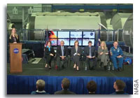 NASA News Conference: Update on the Commercial Crew Program