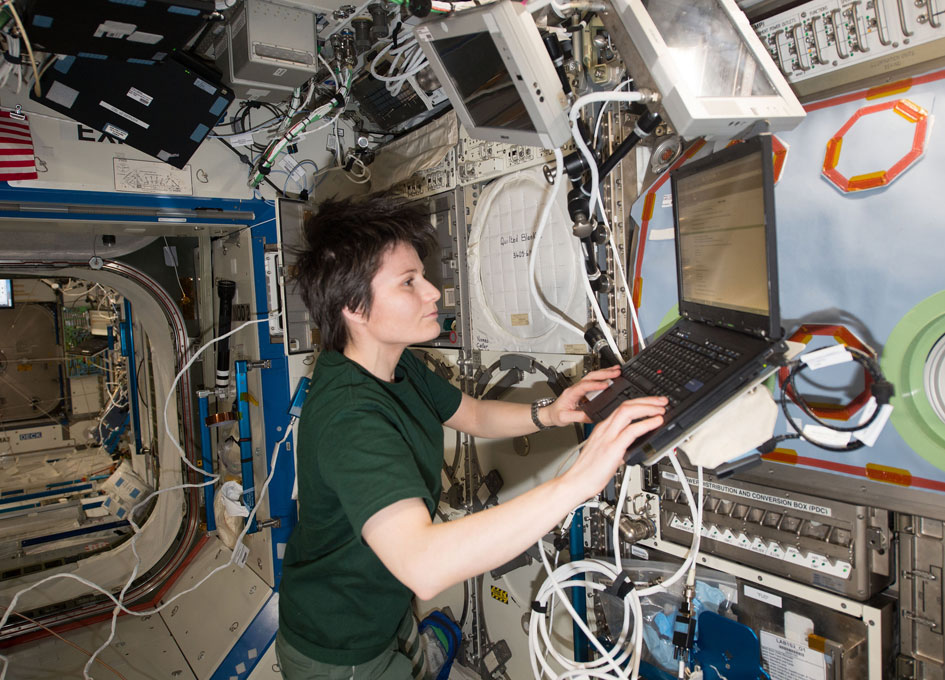 NASA ISS On-Orbit Status 23 March 2015 - SpaceRef