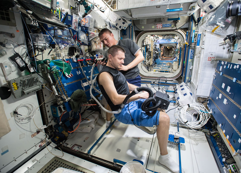 nasa space station inside - photo #9