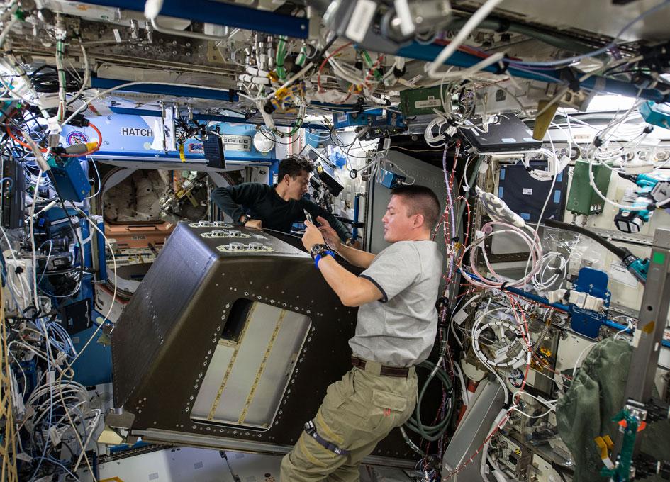 NASA International Space Station On-Orbit Status 30 ...