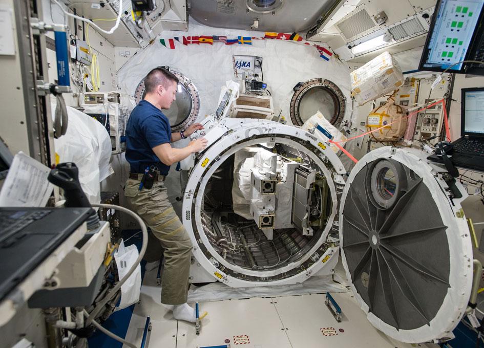 NASA International Space Station On-Orbit Status 2 October ...