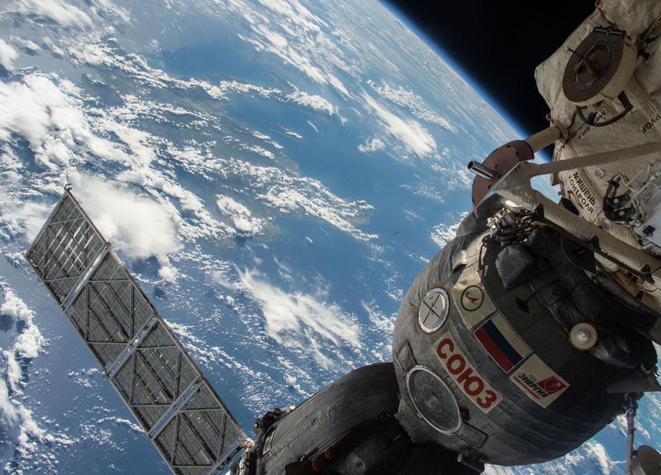 NASA International Space Station On-Orbit Status 13 ...