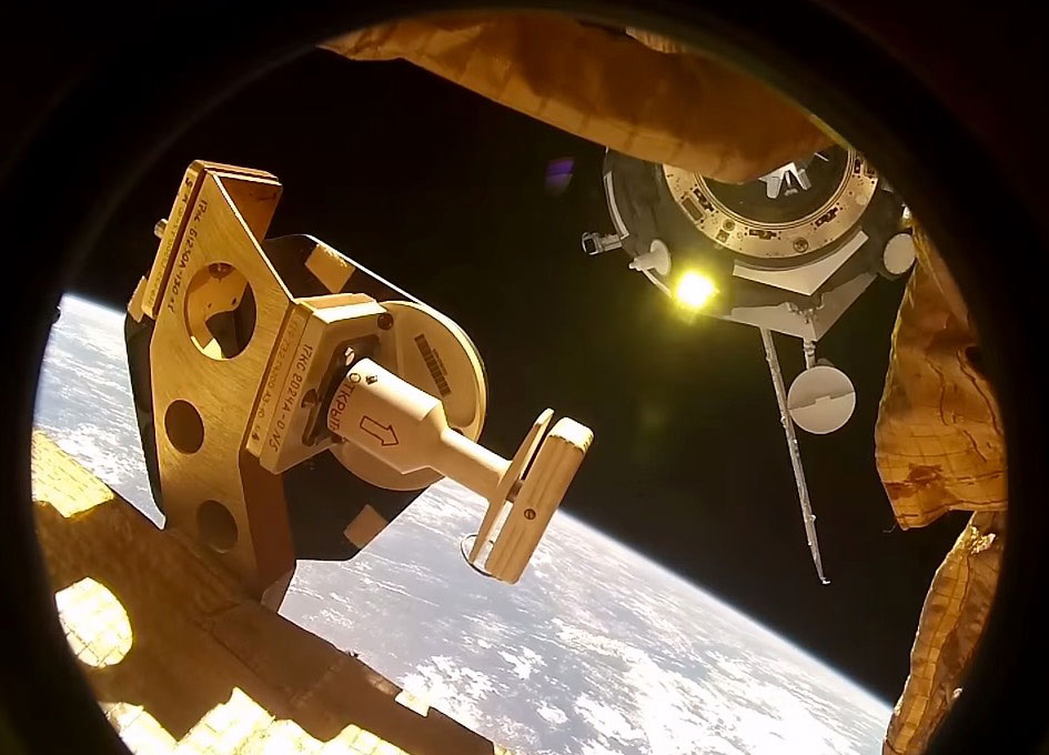 spacecraft grounding - photo #23