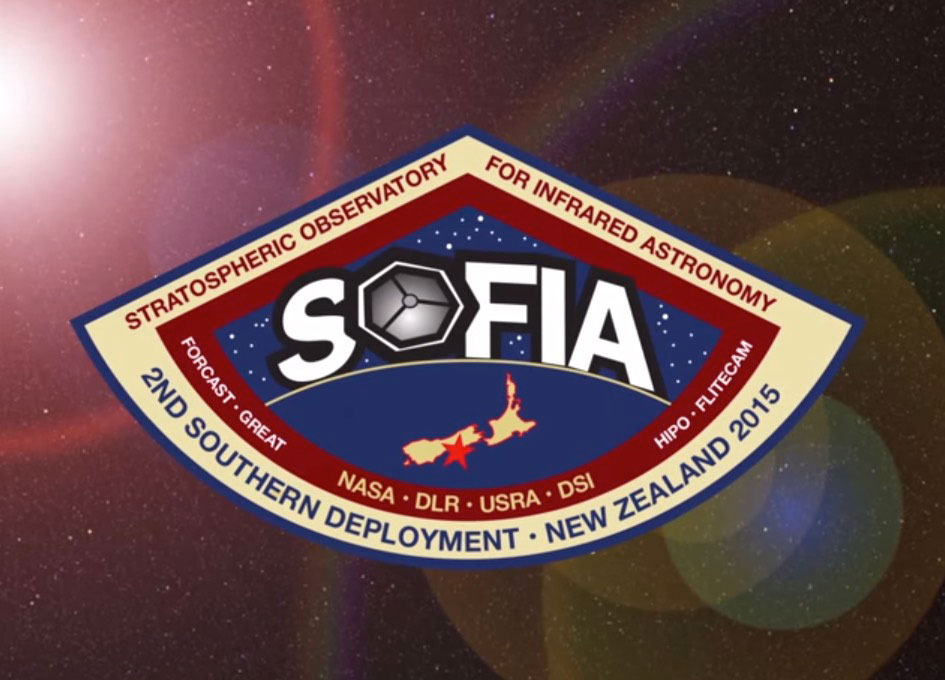SOFIA Head to New Zealand for its Southern Deployment ...