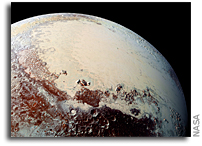 Pluto's Icy Slushy Heart