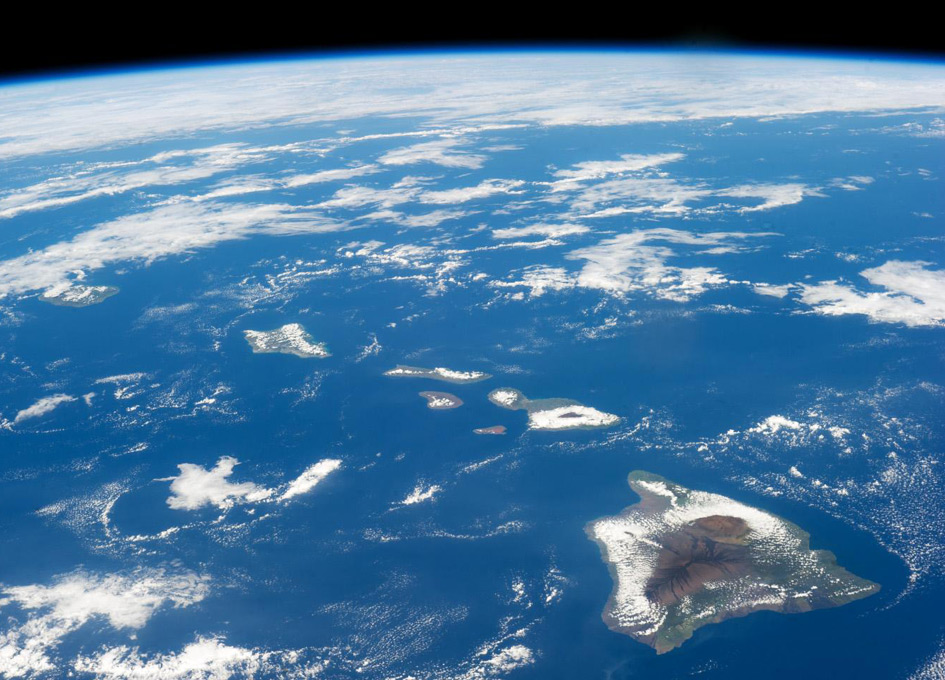 'Volcanic Rocks Hold Clues to Earth's Interior' from the web at 'http://images.spaceref.com/news/2015/oo104071_web.jpg'